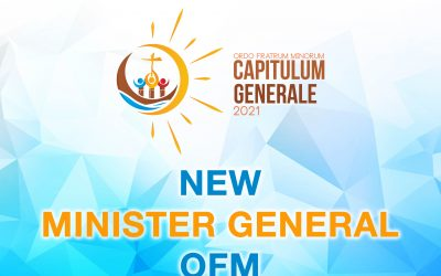 NEW MINISTER GENERAL